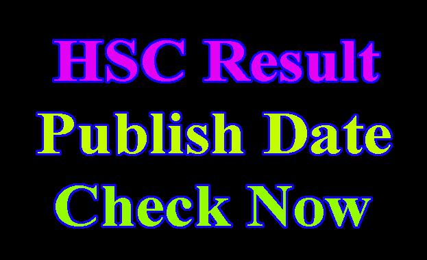 HSC Result 2019 Date,HSC Result 2019 Publish Date