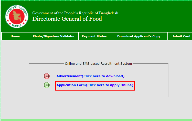 Food Job Job Teletalk Apply 2021