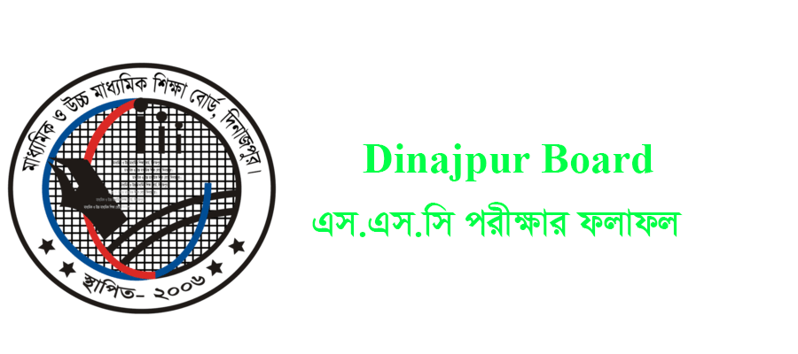 SSC Result 2020-21 Dinajpur Board