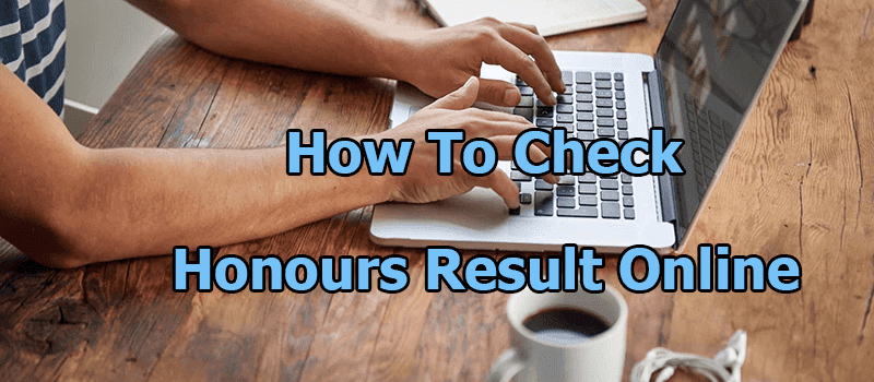 Honours 1st Year Result Online
