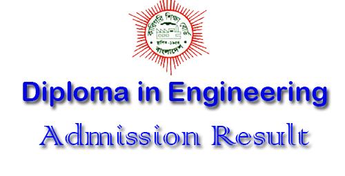 Polytechnic Admission Result 2021
