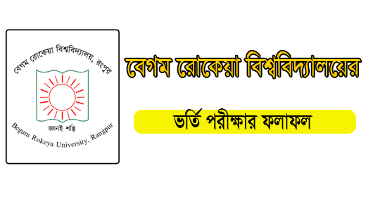 BRUR Admission Result 2020