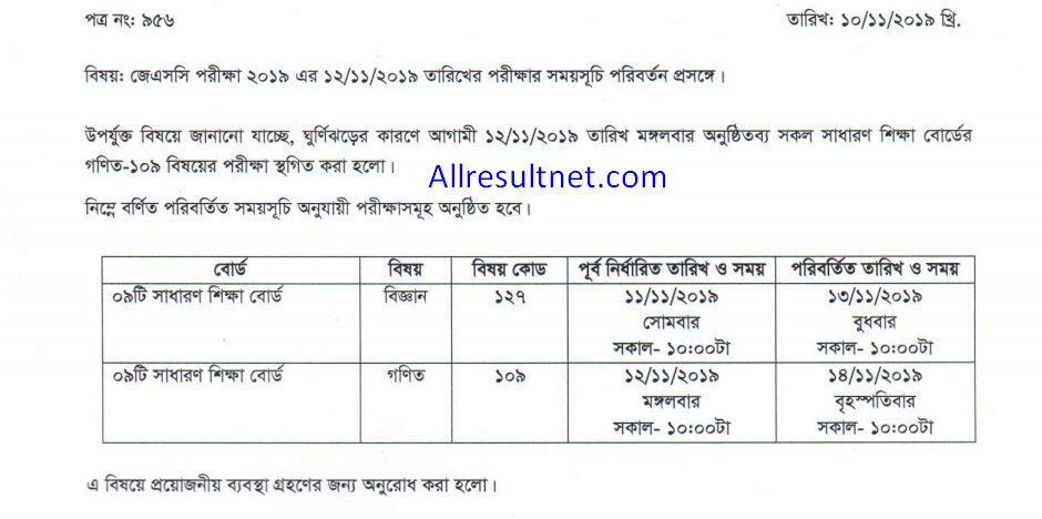 JSC Routine 2019 Changed