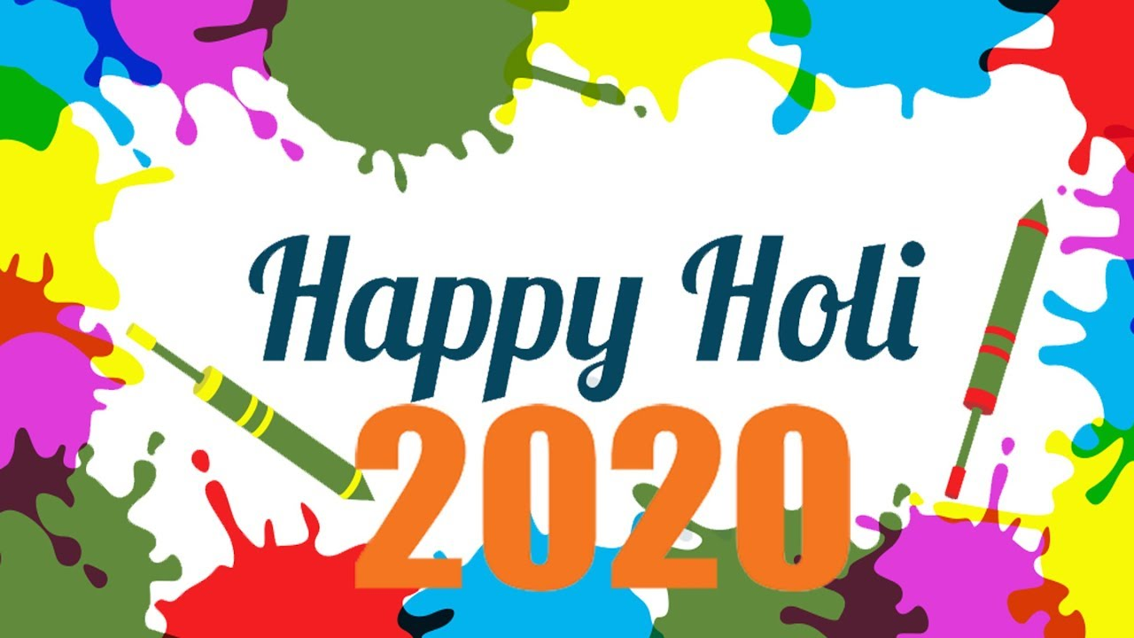 Holi 2020 Pictures