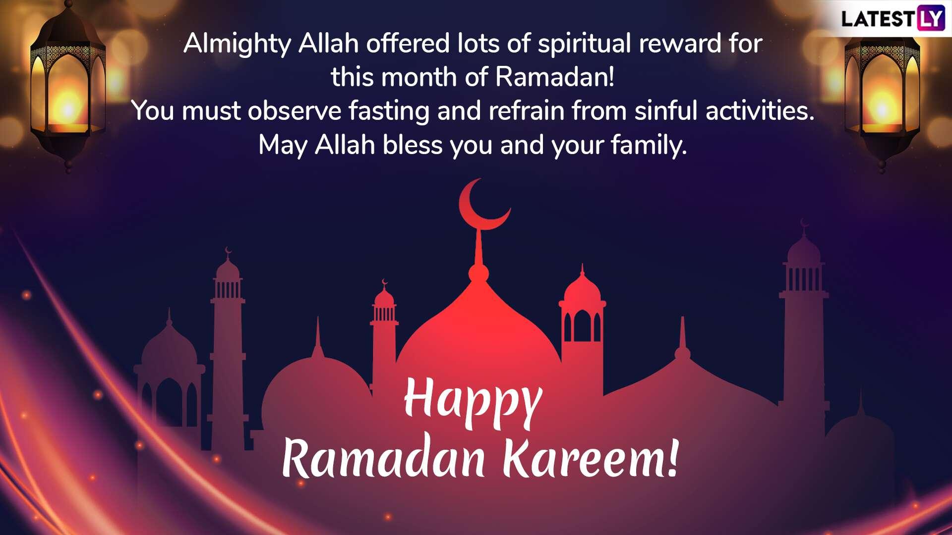 Ramadan Mubarak Picture 2021