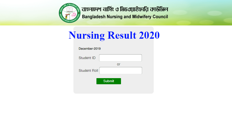 Nursing Result 2021