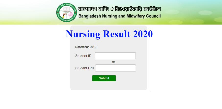 Nursing Result 2021