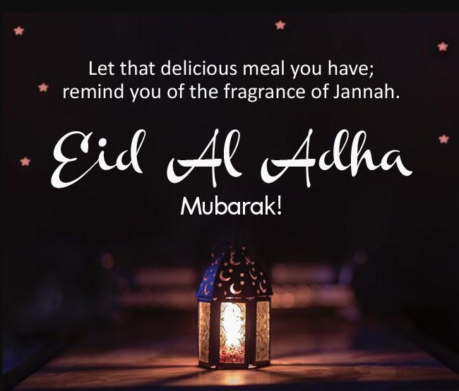 Eid Ul Adha SMS 2020