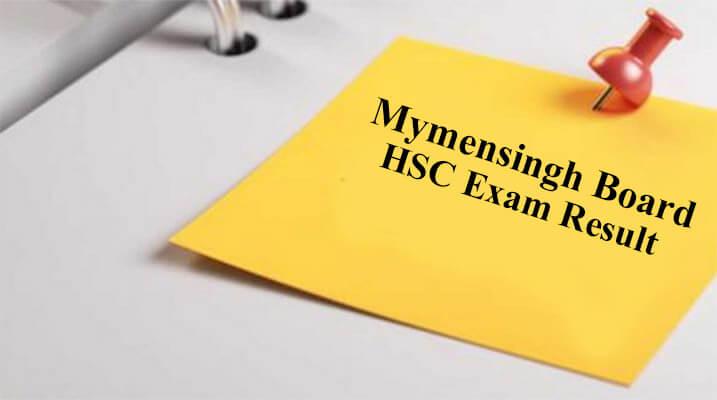 HSC Result 2021 Mymensingh Board