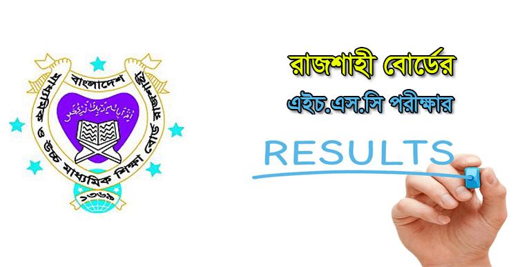 HSC Result 2021 Rajshahi Board