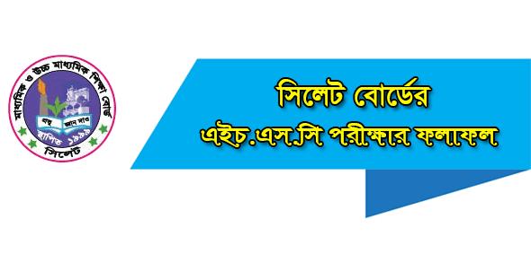 HSC Result 2021 Sylhet Board
