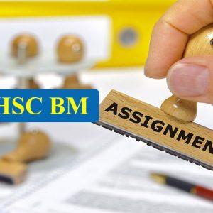 HSC BM Assignment 2021