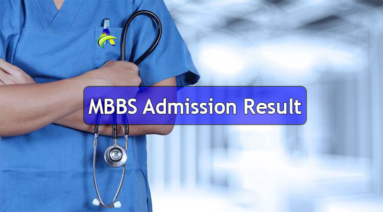 Medical Admission Result 2021