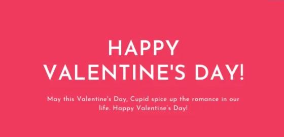 Valentines day status 2021